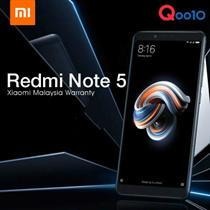 (Applied Coupon Discount) Redmi Note 5 3GB/32GB,4GB/64GB  Xiaomi Malaysia Warranty