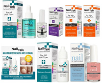 Nail Tek Anti Fungal Treatment / Strengthener / Renew / Ridge Filler
