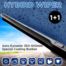 hybrid Wiper 1+1 Car Wiper blade / Car Accessories / Car Wiper / Windscreen wiper No additional pric