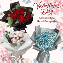 ★Fresh Flowers Bouquets 2019★ Valentines Day Bouquet from $59.90 / Whiteroses.sg