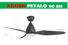 ACORN Petalo 46 / DC-325 /  DC Motor 153 / 18W LED - RGB / BK WH WD-DG WD-LG