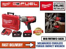 Milwaukee M18 FUEL M18 FMTIW12-502X  1/2inch Mid-Torque Impact Wrench BRUSHLESS Set