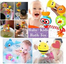 Baby Kids Shower Bath Toy/ Bath Toy/ Development Education Toy/ Water Toy