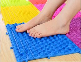 [New Stock]Running Man Shoots TPE foot reflexology cushion large toe plate Acupressure
