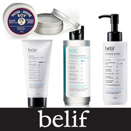 [belif] ALL Cleansing (Water/Foam/Scrub/Oil/lotion/Blackhead remover oil balm /Korea Cosmetics/LG Household-Health Care/Woman/Sample