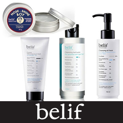 [belif] ALL Cleansing Deals for only S$52 instead of S$0