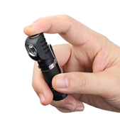 Manker E02 L-Shape Flashlight with Magnetic Tail Cap