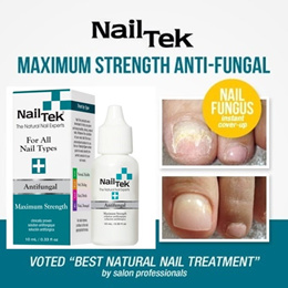 [$5 OFFER] Nail Tek Clearance Sales While Stock Last
