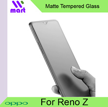 Matte Tempered Glass Screen Protector for Oppo Reno Z
