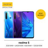 [OPPO] Realme 5 / 3GB RAM / 64 GB ROM - 2 years warranty