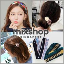 X series FASHION ACCESSORIES ($2~$6)  /Hair ties / Baby Headband / clip /Hair band/Head Band/ X