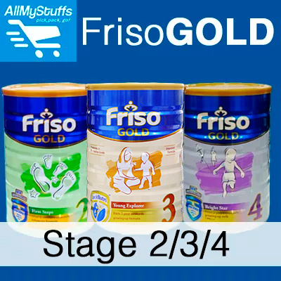 ?FRISO?Gold Milk Powder Deals for only S$88 instead of S$0