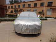 [DARK CLOUD] ★ ALUMINIUM ★ EXTRA STRONG CAR /VEHICLE COVER ✔RETRO-REFLECTIVE ✔WATEPROOF