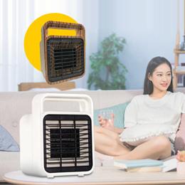 💗 겨울 잇템 💗  Sezze 미니 히터 온풍기 / 탁상용 전기 난로 / 일본 수출용 - 무료 배송 / 돼지코 증정