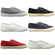 [SUPERGA] 2750 SERIES AUTHENTIC ITALY BRAND CASUAL SHOES
