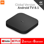 💖LOCAL SELLER💖 [Xiaomi TV Box S] 9th Gen Android Internet TV Box III 4K Version SAFETY MARK PLUG
