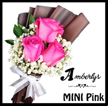 AMBERLYS Flowers Cake Same Day Delivery Gift Set E