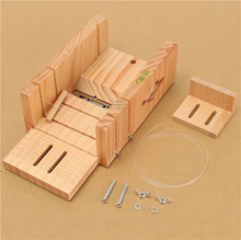 Wooden Box Soap Mold Loaf Cutter Tools Handmade Precision Cutting Tool