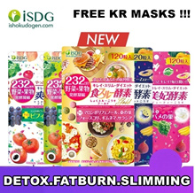 ♥ [ISDG] AUTHORISED SELLER ♥ ISDG JAPAN NO.1 ENZYME SLIMMING/DETOX/BURN FAT