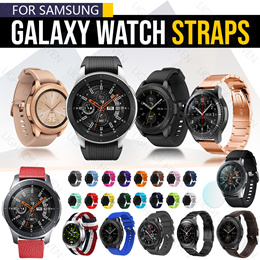 samsung galaxy watch active 46mm 42mm strap screen protector watchband tempered glass accessories