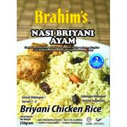 Brahim Nasi Ayam Briyani 250g - Malaysia