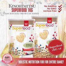 Kinohimitsu Superfood 1KG x 2 *OVER 60000 SOLD!