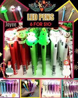 Light / LED Pens Stationeries Unicorn Disney Childrens / Teachers Day Gift / Goodie Bag Highlighter