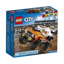 LEGO City Great Vehicles Stunt Truck - 60146