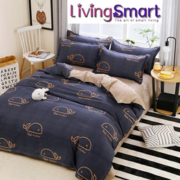 *NEW*Fitted Bedsheet Set|Microfine wrinkle-free Aloe Cotton|800TC|Super Soft|4 Size+Bolster Case