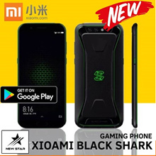 Xiaomi Gaming Phone: BLACK SHARK / Snapdragon 845 / 8GB RAM [ Razor Phone Killer ]