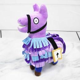 Troll Stash Llama Plush Toy Game Alpaca Rainbow Horse Stash Stuffed Doll Toys Ki
