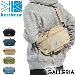 カリマー karrimor ショルダーバッグ VT hip bag R VT ヒップバッグ R 小さめ 斜めがけ 2WAYウエストバッグ ウエストポーチ アウトドア メンズ レディース 920