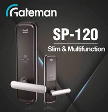 GATEMAN Digital Doorlock Sliim Multifunction WNL-SP120