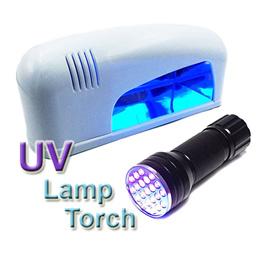 UV lamp / Torch light 9W 36W