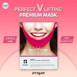 Avajar Perfect V Lifting Premium Mask 1pcs