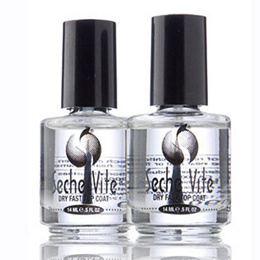 Seche Vite Fast Dry Top Coat Clear Base Coat Ridge Filler Base Coat Restore Thinner.