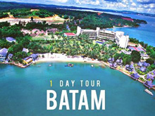 Batam One Day City and shopping Tour