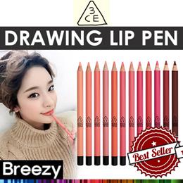 BREEZY ★ [STYLENANDA] 3CE DRAWING LIP PEN / 1.1g / 12colors / Lips