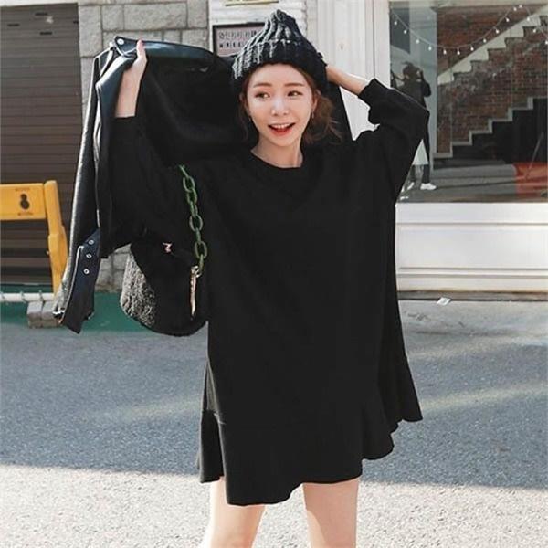 素であるミニフレアワンピース プリントワンピース/ワンピース/韓国ファッション