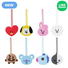 [LINE FRIENDS]BT21_SILICON NAMETAG