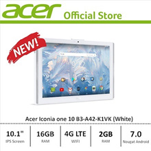 Acer Iconia one 10 B3-A42-K1VK 10.1-Inch Tablet (WIFI + 4G LTE)