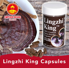 Lingzhi King 60 Capsules Offer!!