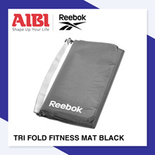 REEBOK Tri FOLDABLE Fitness YOGA Mat (Black). Diet/ Slimming/ health