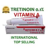 Reticor 0.1% Cream For Acne Wrinkles Comedo
