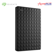 Seagate 1TB Expansion 2.5-Inch Portable Drive STEA1000400 - Black