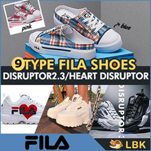 [FILA] Disruptor 2 Wedge Shoes / Disruptor 2 Tapey tape Wedge Sneakers 9 types / From Korea