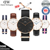 [Authenticity Guaranteed] ★ Updated Black Collection n Cuff (bracelet) ★ Daniel Wellington Classic/ Classy/ Dapper/Classic Cuff Collections -106 Designs 【Can Use Cart Coupon】
