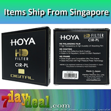 Hoya HD Digital 52mm CPL Circular Polarizer Filter