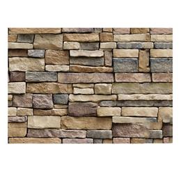 Vintage 3D Brick Stone Rustic Effect Wall Stickers Self Adhesive Wallpaper Home Decor Brick Art Wall
