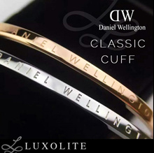 {LUXOLITE} 100% AUTHENTIC DANIEL WELLINGTON CUFF!!! FREE SHIPPING